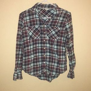 Aeropostale button down long sleeve